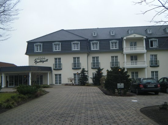 Waldhotel Nachtigall: Exterior view