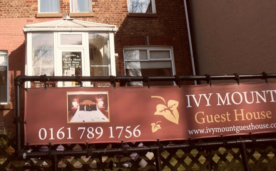 ‪آيفي ماونت جيست هاوس: Early Years consultant stays at Ivy Mount Guest House Eccles‬