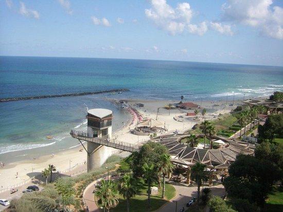ريزيدنس هوتل: Вид с балкона