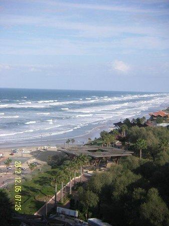 Residence Hotel: Вид на море