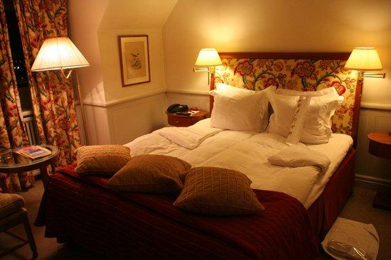 Grand Hotel: tavanarası odası (attic room)