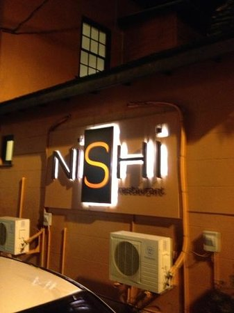 Nishi Restaurant: nishi holetown Barbados - great fusion experience