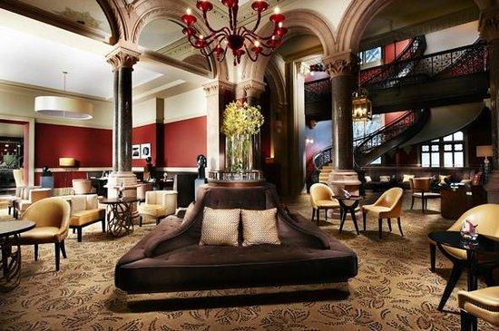 St. Pancras Renaissance Hotel London: Chambers Club