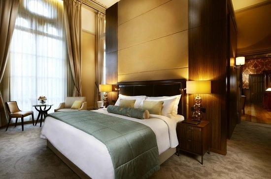 St. Pancras Renaissance Hotel London: Gilbert Scott Suite