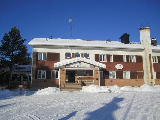 Tradition Hotel Kultahovi Inari: Hoofdingang
