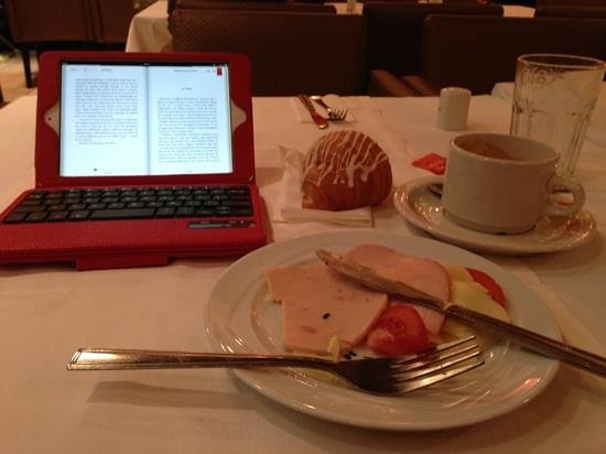 Marmara Hotel Budapest : breakfast is great!