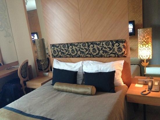 Marmara Hotel Budapest: nice room!