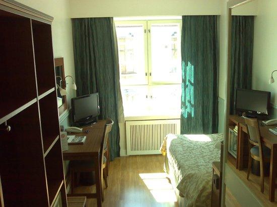 Anna Hotel: Single room