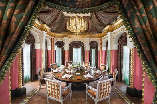 Waldorf Astoria Jeddah - Qasr Al Sharq: Mataam Al Sharq- Private Dining