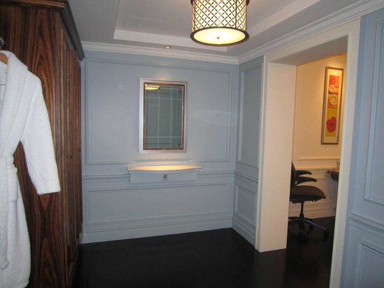 InterContinental Singapore: ショップハウスの入り口