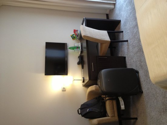 Old Town Hotel: Double Room 2nd Floor