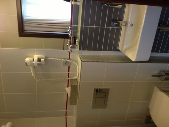 Old Town Hotel : Ensuite
