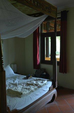 Full Moon Beach: Standard double bed room, 1st floor