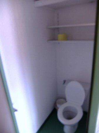 Residence Boedette: WC
