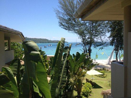 Mama Beach Residence: Vue