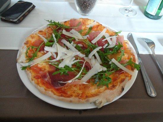Il Terrazzino : Pizza Italia
