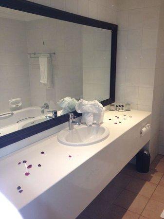 Indaba Hotel: Indaba Bathroom