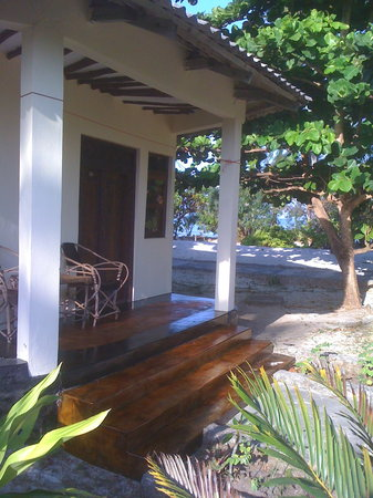Sun and Seaview Bungalows: bungalows sea view