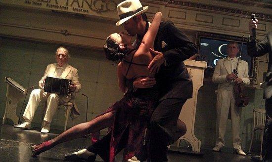 Hotel Club Frances : Gala Tango!