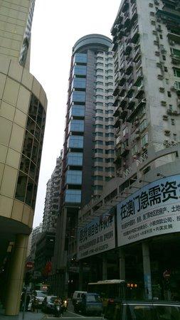 Metropark Hotel: hotel.
