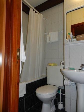 Hotel Orion Várkert: bagno