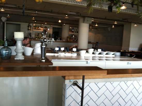 Hotel Prima Tel-Aviv: Breakfast buffet