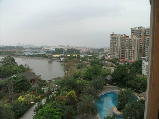 Swan Land Hotel: View from room