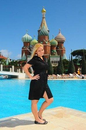 PGS Hotels Kremlin Palace : 2011 April