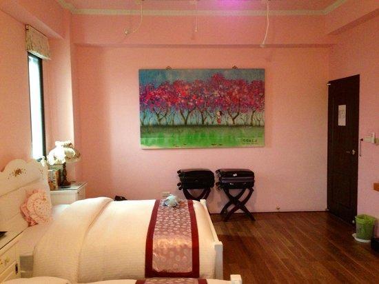 Errantry Lodge & Studio: Cartoon room