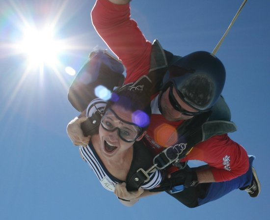 Photo of Tourist Attraction Skydive Twin Cities at 2026 County Road J, Baldwin, WI 54002, United States