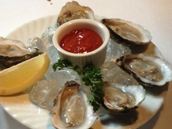 Chef Tony's: oysters
