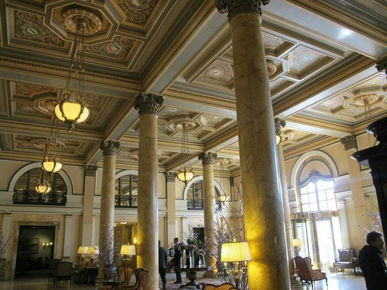 Willard InterContinental Washington: The Lobby
