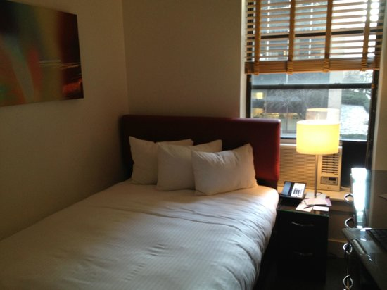 The MAve Hotel: Room 201