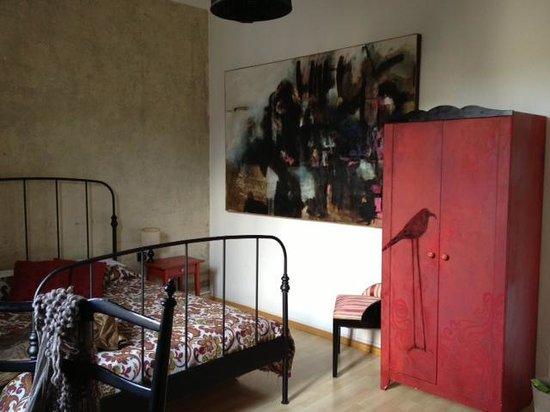 B&B Il Cielo: Our Room