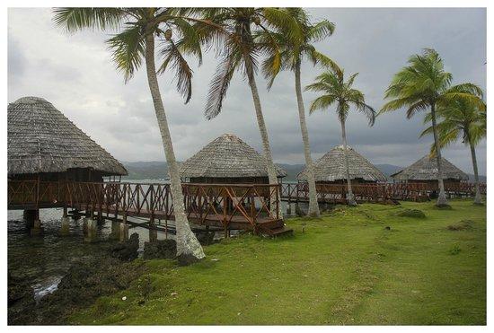 Yandup Island Lodge: Habitaciones