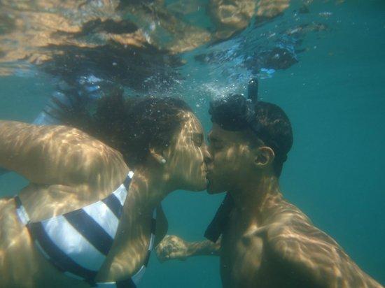 Pousada Alcobara: mergulho