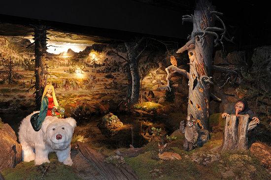Hunderfossen Familiepark: Ivo Caprinos Eventyrgrotte