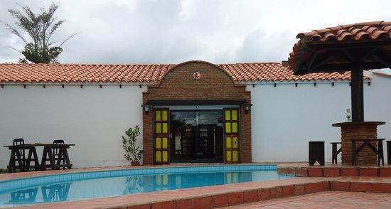 Casa Lucia Hotel Boutique: La piscina