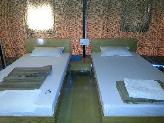 Gir Jungle Lodge : Room in Tent
