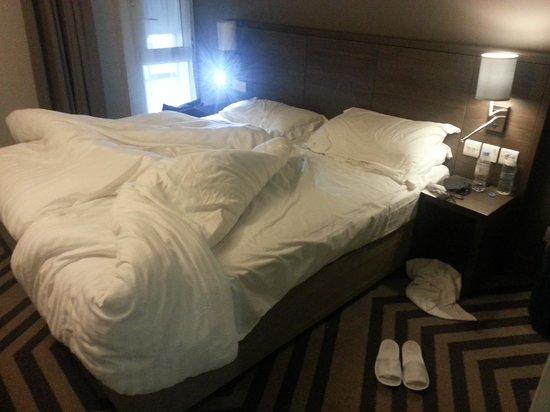 Citadines Trafalgar Square London: Bedroom