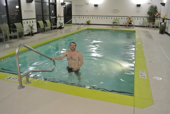 Fairfield Inn & Suites Elkin Jonesville: Pool---hi Chris