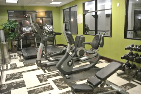 Fairfield Inn & Suites Elkin Jonesville: Gym