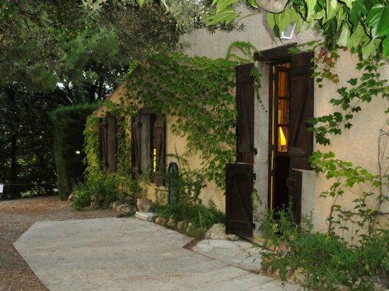 La Vieille Bastide : Jardin