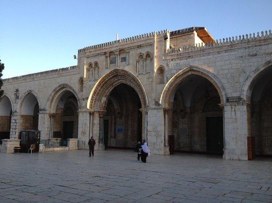 Mosquée Al-Aqsa : Masjid AlAqsa