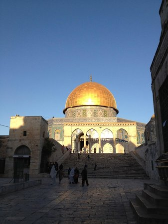 Al Aqsa Mosque: Dome of the Rock