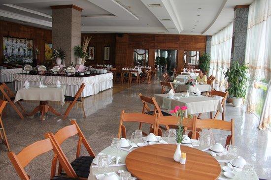 HAGL Hotel Pleiku: Der leere Speise Saal