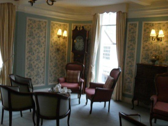 Royal York & Faulkner Hotel: Reading room