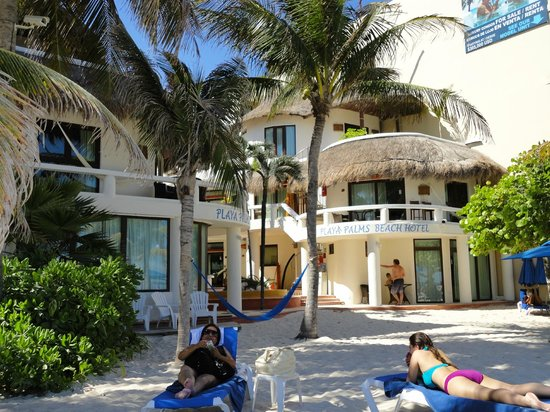Picture Of Playa Palms Beach Hotel