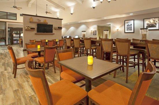 Hampton Inn El Paso-Airport: Dining area
