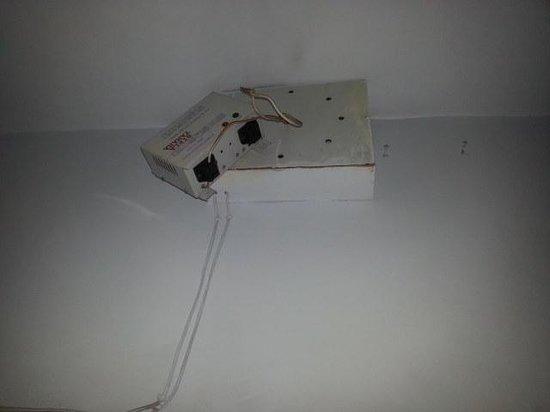 Hotel Sita : wiring